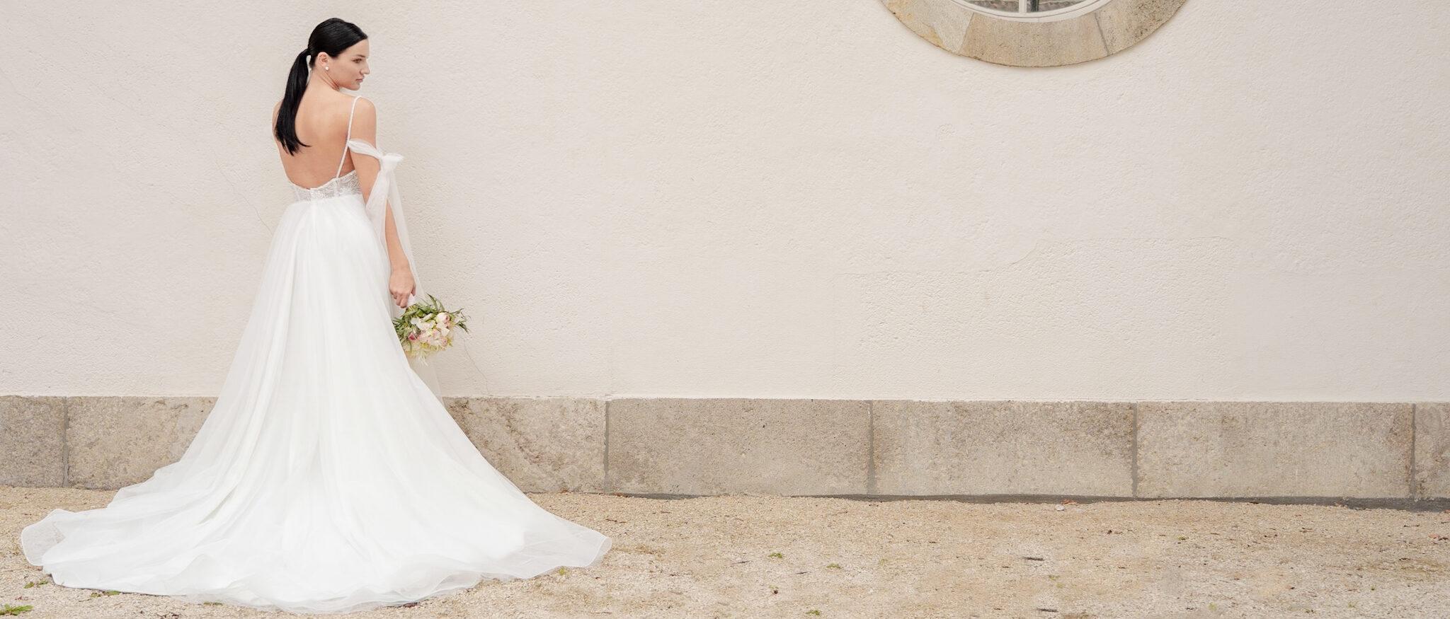 Wir finden dein Traum Brautkleid. Besonderen Brautkleider in Hessen