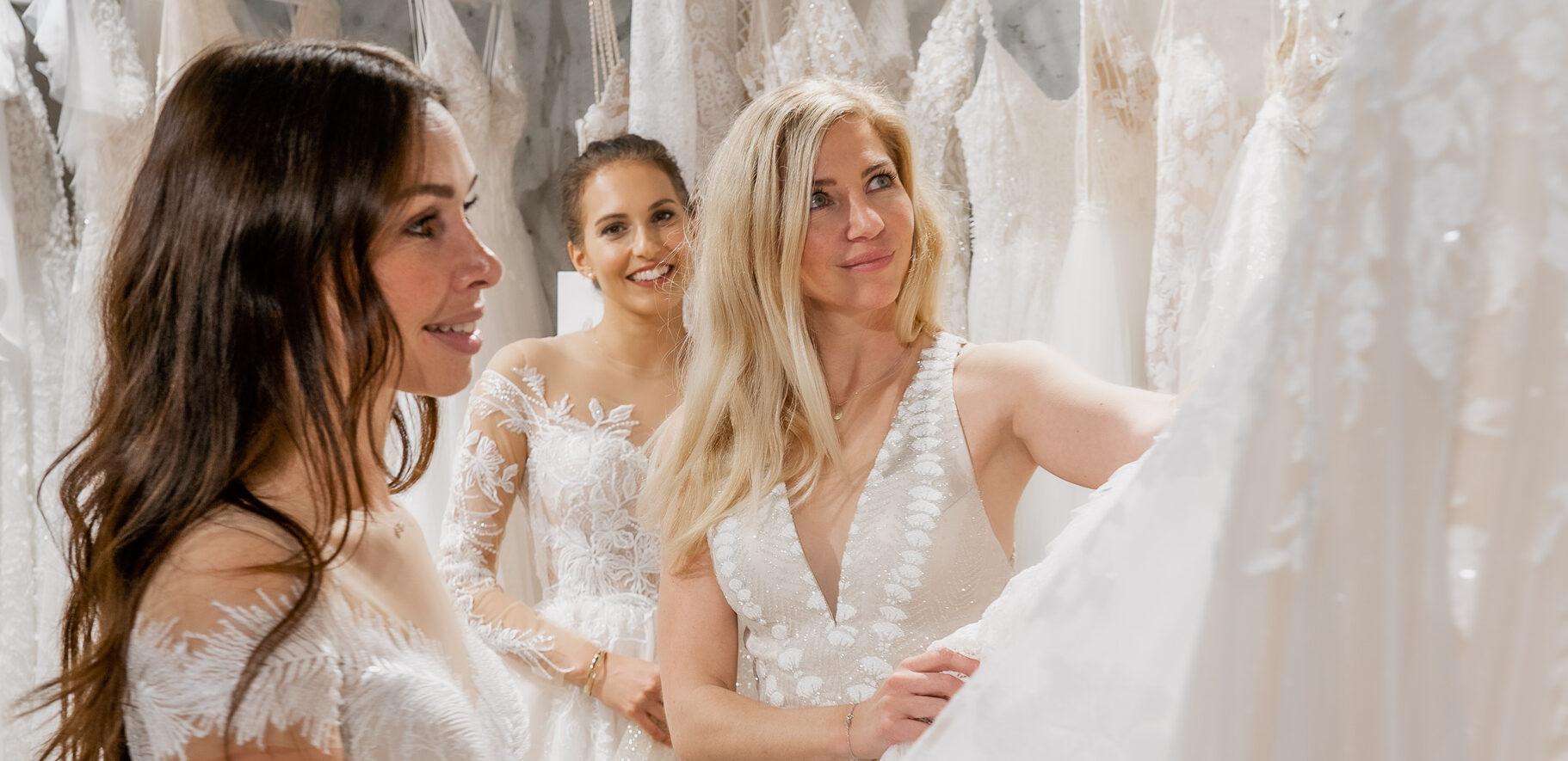 Brautkleider Gießen, Brautmodetrends, Brautmodegeschäft